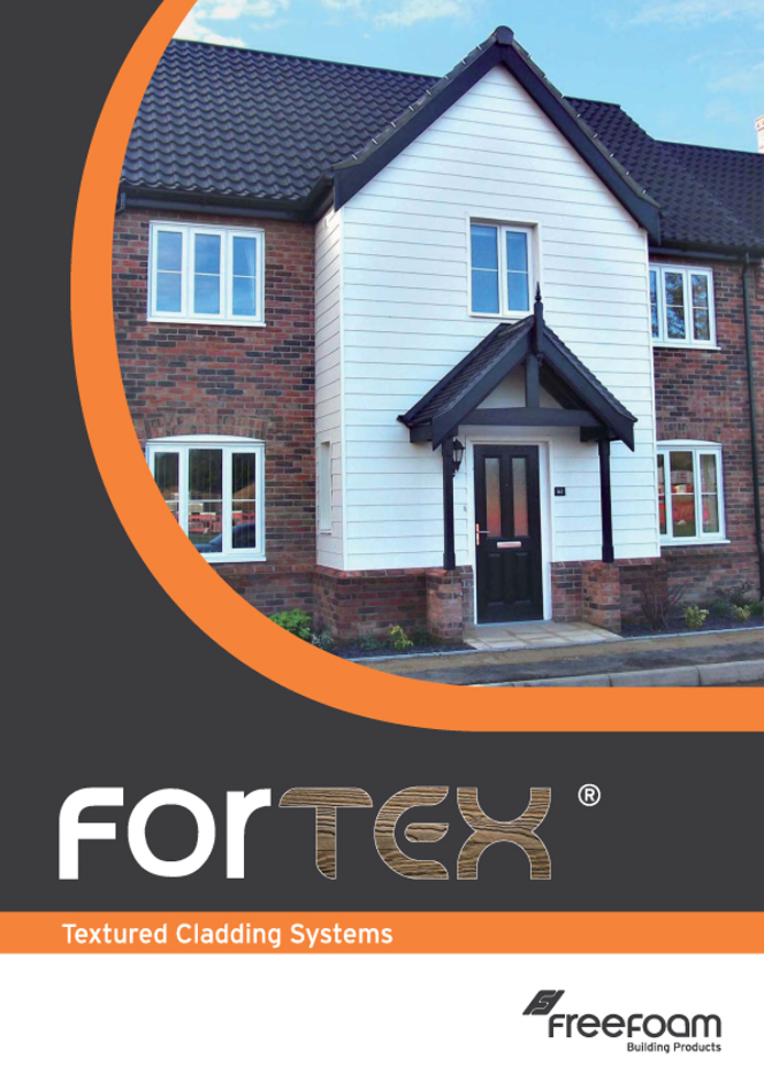 Fortex ® Textured Cladding Systems Brochure