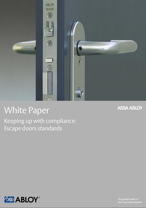 Abloy UK White Paper Compliance Brochure