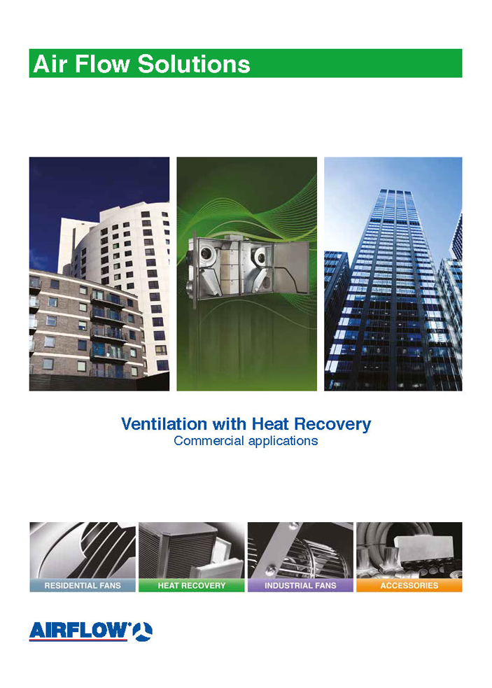 Heat Recovery Commercial Brochure