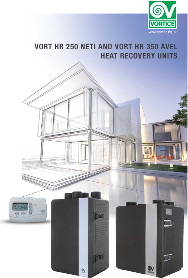 Vortice Avel and Neti Brochure Brochure