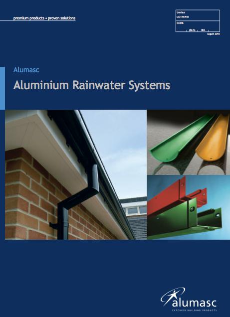 Aluminium Rainwater Systems Brochure