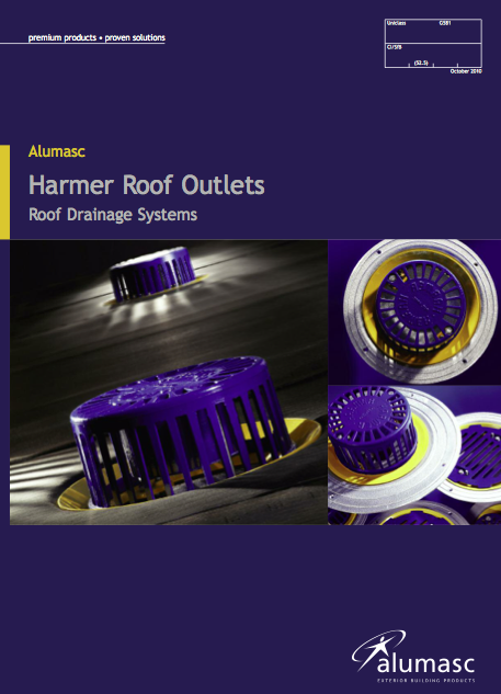 Harmer Roof Outlets Brochure