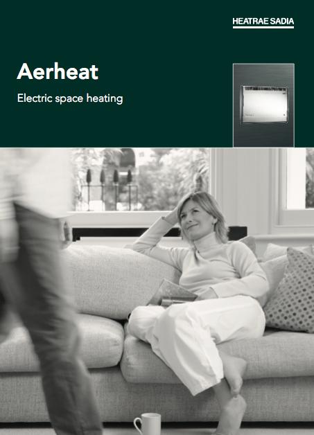 Aerheat Electric space heating Brochure