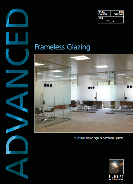 Advanced Frameless Glazing Brochure