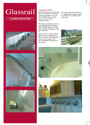 Glassrail Brochure