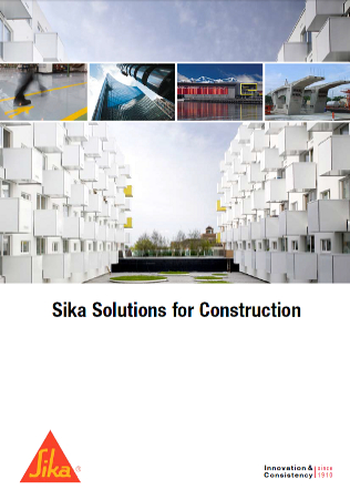 Sika Solutions for Construction Brochure