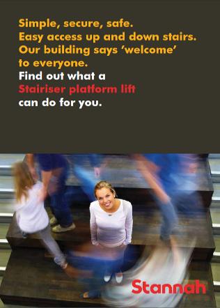 Stairiser platform lift Brochure