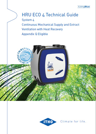 HRU ECO 4 Technical Guide Brochure