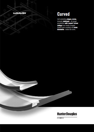 Luxalon Curved Brochure