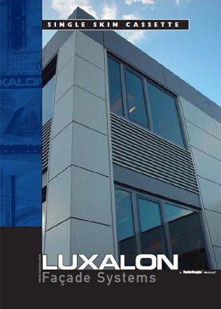 Luxalon Facade Systems Brochure
