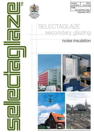 Noise Insulation Brochure