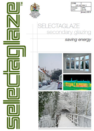Saving Energy Brochure