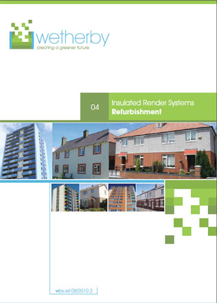 Insulated Render Systems Refurbishment Brochure