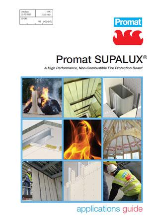 Promat SUPALUX Brochure