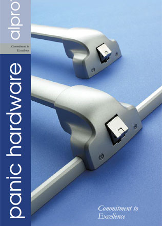 Panic Hardware Brochure