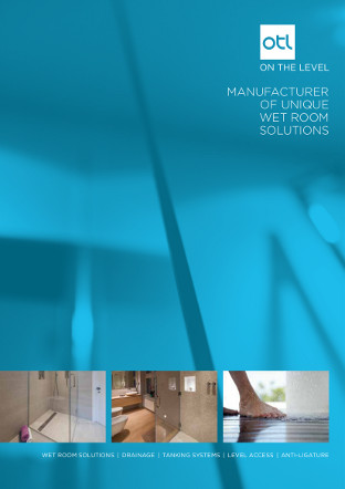 Manufacturer of unique Wet room solutions Brochure