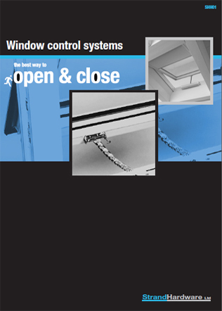 Strand Highline Window Control Systems Brochure