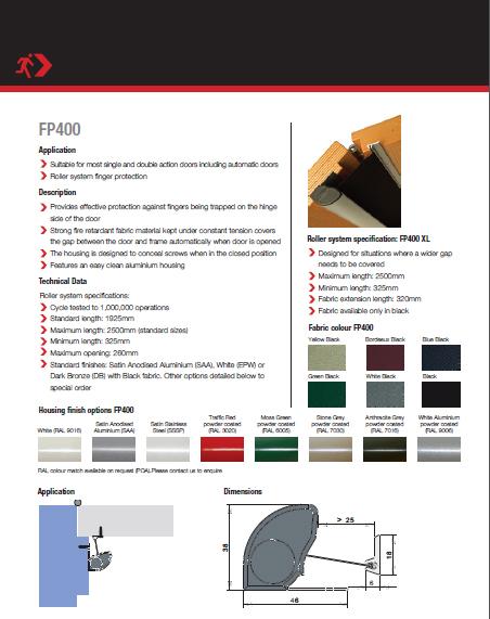 FP400 Brochure