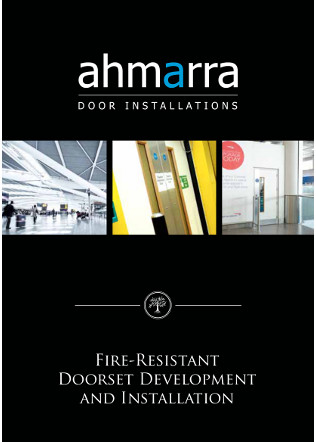 Ahmarra Door Installations Brochure