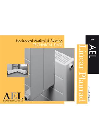 AEL Linear Planrad Brochure