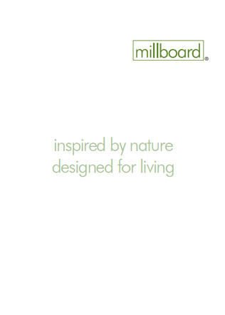 Inspired by nature designed for living Brochure