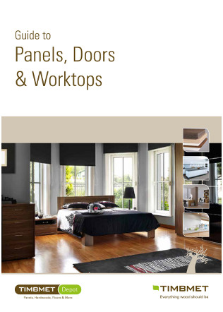 Guide to Panels, Doors & Worktops Brochure