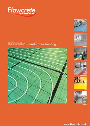 Isowarm brochure Brochure