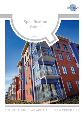 Specification Guide - Issue 10 Brochure