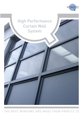 High Performance Curtain Wall System Brochure