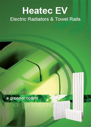 Electric Radiators & Towel Rails Brochure