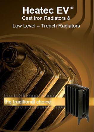 Cast Iron Radiators & Low Level — Trench Radiators Brochure