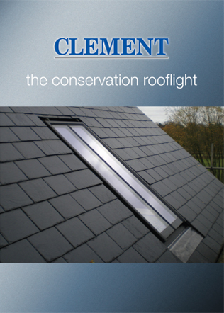 The Conservation Rooflight Brochure