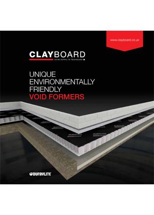 Clayboard Brochure
