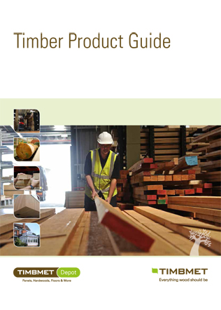 Timber Product Guide Brochure