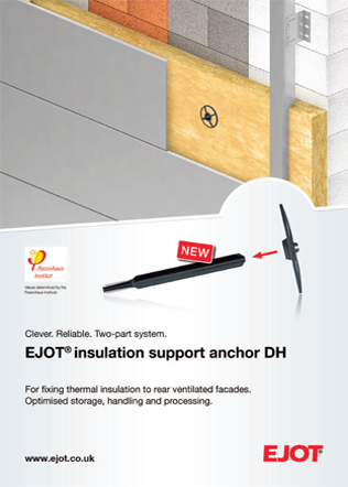 Insulation support anchor DH Brochure