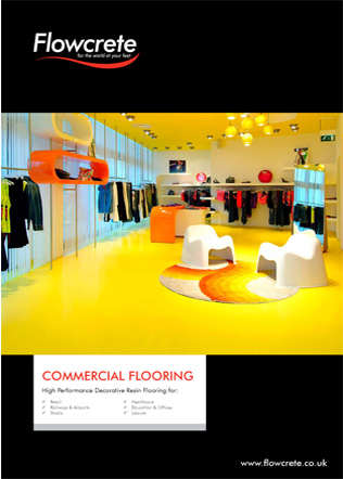 Commercial Flooring Brochure