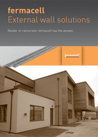 External wall solutions Brochure