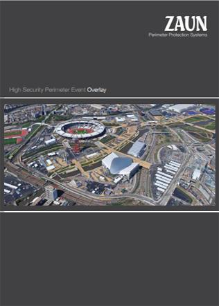 High Security Perimeter Event Overlay Brochure