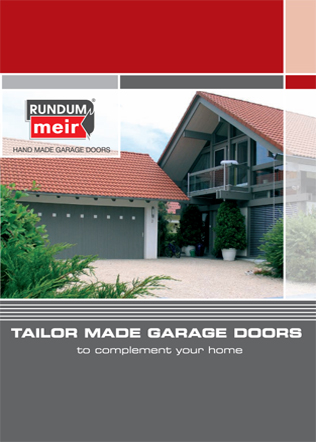 Tailor Made Garage Doors Brochure