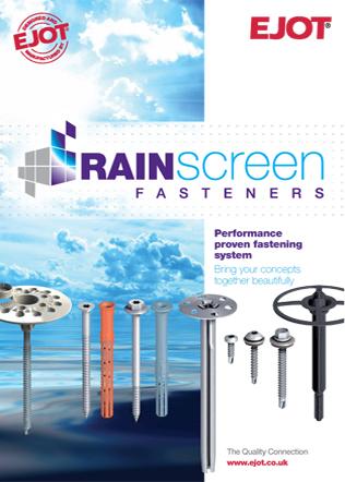 Rainscreen Fasteners Brochure