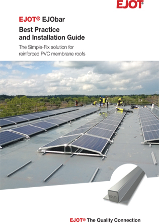 EJObar Best Practice and Installation Guide Brochure