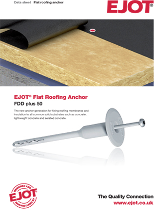 EJOT Flat Roofing Anchor Brochure