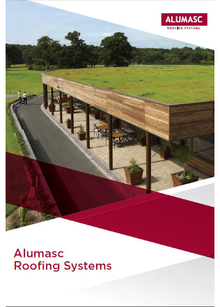 Alumasc Roofing Systems Brochure
