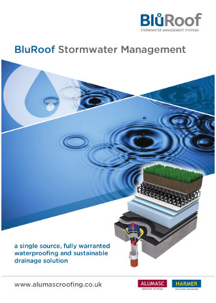 BluRoof Stormwater Management Brochure