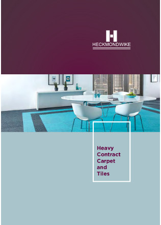 Heavy Contract Carpet and Tiles Brochure