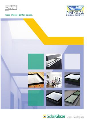 Solarglaze Glass Rooflights Brochure