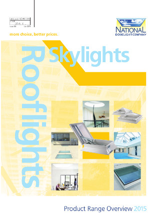 Rooflights Skylights Brochure