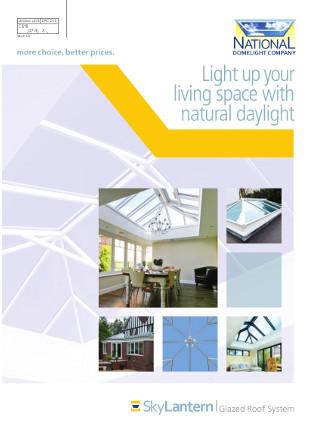 Skylantern Glazed Roof System Brochure