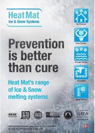 Heat Mat Ice & Snow Systems Brochure