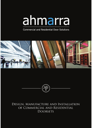 Commercial and Residential Door Solutions Brochure
